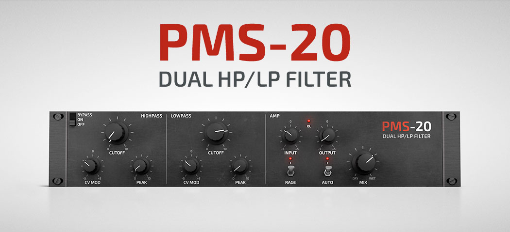 PMS-20 filter by Primal Audio