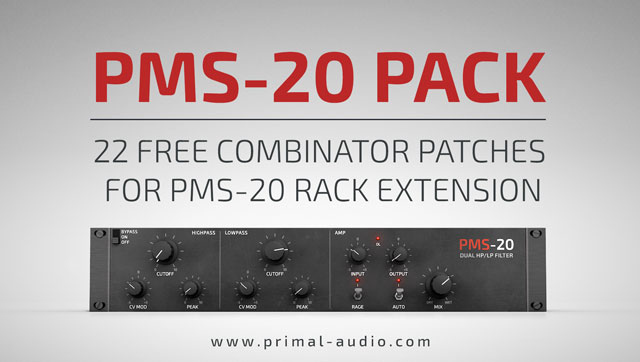 PMS-20 Pack01